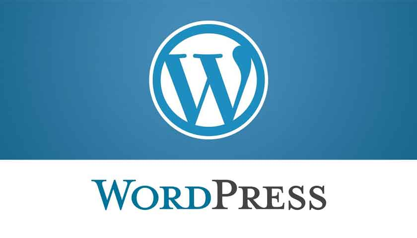 WordPress-news-site
